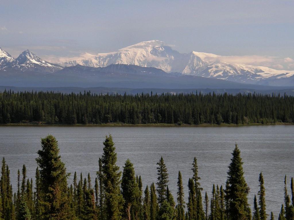 Mount Sanford, 16,237 ft.