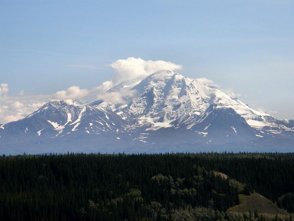 Mount Drum, 12,010 ft.
