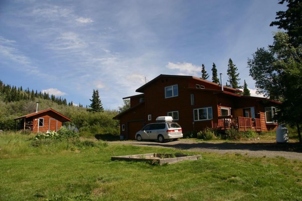 Rob and Kimber's House