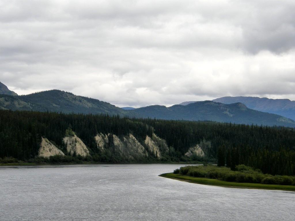 Yukon River near Whitehorse