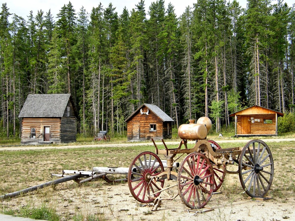 Pioneer Museum at Whitecourt
