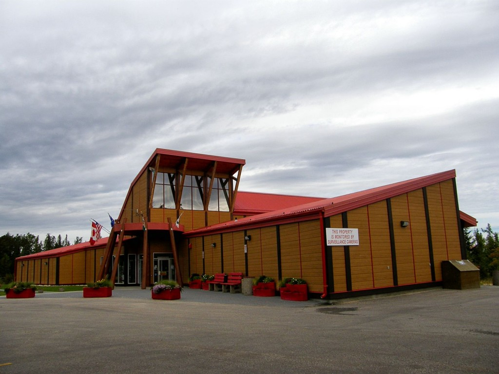 Whitecourt Visitor Center